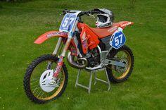 1990 CR250R restored - Old School Moto - Motocross Forums / Message Boards - Vital MX