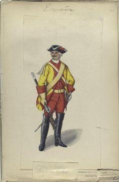 Spanish Dragoon