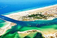 Praia da Ilha de Tavira - Tavira, Algarve
