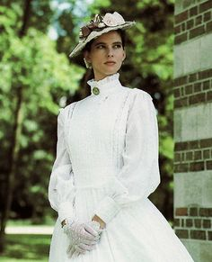 Laura Ashley Bridal from the 80s.