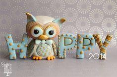 Happy Birthday Owl