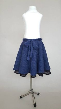 Knit skirt girl winter wool skirt a-line, Girls circle skirt with belt, Modest skirts for girls, Knitted baby clothes Knit Skirt, Knit Dress, Stylish Toddler Girl, Little Girl Skirts, Kids Winter Fashion, Knitted Baby Clothes, Modest Skirts, How To Start Knitting, Wool Skirts