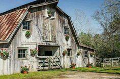 beautiful barn////