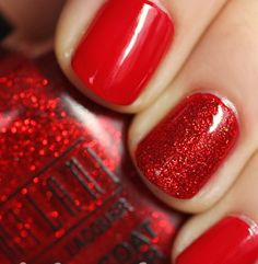Watch this tutorial on DIY Valentine's Day nails. - The Style Insider