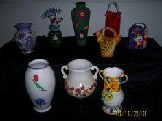 Assorted Vases 3 in JeffersPDX's Garage Sale in Portland , OR for 10 & under.