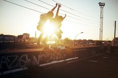 power to the peacefull by Theo Gosselin, via Flickr