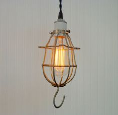 Hey, I found this really awesome Etsy listing at https://www.etsy.com/listing/211144007/union-industrial-bulb-cage-pendant-light
