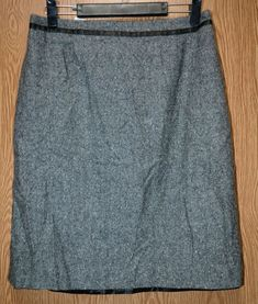 Strict Banana Republic Royal Blue A Line Skirt Waist Ties New Womens Sz 12 Clothing, Shoes & Accessories