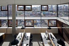 Escritório do arquiteto Isay Weinfeld no Edifício W305 em São Paulo