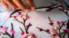 Pair of Emperor Cranes Under a Plum Tree - 71027 #Handmade #Silk #Embroidery #Art completely handmade by master artists in Suzhou, China. Asian decor for Feng Shui, Gifts & Art Collectors. Please visit our website at www.queensilkart.com.  You can also find King Silk Art's shop on Amazon.com or visit our Etsy shop at: https://www.etsy.com/shop/KingSilkArt