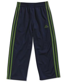 adidas Little Boys' Impact Tricot Pants