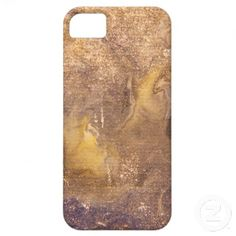 Abstract vintage surface iPhone 5 case