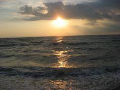 Apus pe plaja din Stavros, Grecia