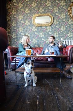 PET FRIENDLY: 25 of London's Best Dog Friendly Bars