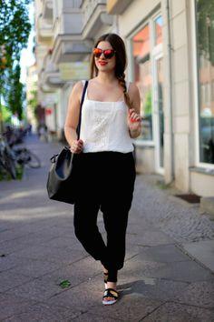 JOURlook: Comfy Black & White