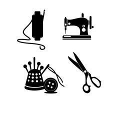 Sewing Pack SVG Cuttable Design