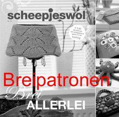 Brei Allerlei nr.54 gratis breipatronen | Patronen | Scheepjeswol