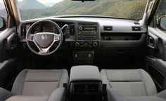 2014 Honda Ridgeline Sport Interior
