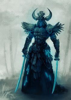 Thiago Almeida: Dead Samurai
