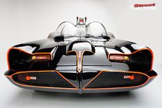 ◆ Visit MACHINE Shop Café... ◆ ~ Aussie Custom Cars & Bikes ~ Once again the iconic Batmobile is expected to fetch silly money