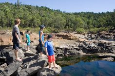10 Family camping spots in Oz