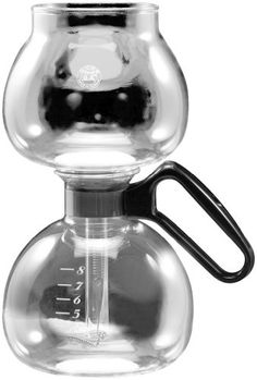 This has to be my favorite (non-espresso) method of producing good coffee.  Vacuum brewing (often called siphon brewing) was very popular before convenience assumed more importance than the quality of coffee produced.