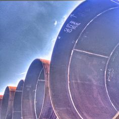 Montagmorgen am Eisenwerk. #port #europort #rostockport #harbour #harbor #metal #iron #industrial #industry #industrialdesign #arbeit #arbeiten #work #working #metalworks