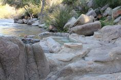 Natural Hot Springs in Oregon | Natural & Hot Springs of California and Nevada