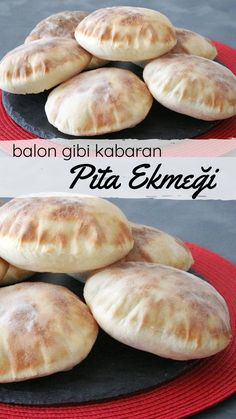 Balon Gibi Kabaran Tam Ölçülü Pita Ekmeği (Videolu) – Nefis Yemek Tarifleri – Tatlı tarifleri – Las recetas más prácticas y fáciles Sweet Potato Dinner, Bread Recipes, Cooking Recipes, Pita Recipes, Pasta Cake, Sweet Tarts, Arabic Food, Pitaya, Turkish Recipes
