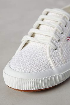 Superga Crochet Sneakers - anthropologie.com