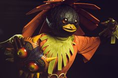 Cosplay Skull Kid from TLZ Majora's Mask by MahoCosplay.deviantart.com on @DeviantArt