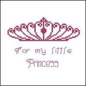 Tiara for the Little Princess - via @Craftsy