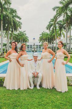 Riu Palace Mexico Wedding