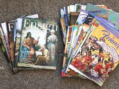 Using church magazines