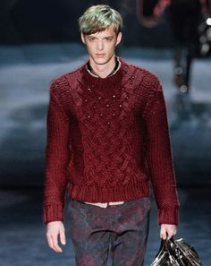 The GQ Fall 2012 Trend Report by Jim Moore - Fall Fashion for Men: Wear It Now: GQ