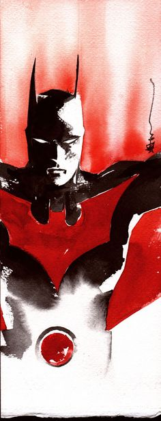 Batman Beyond by Dustin Nguyen