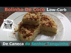 Bolo Low-Carb: Como Fazer Bolinho De Caneca Low-Carb No Microondas