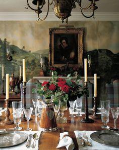 elegant dining by ralph lauren