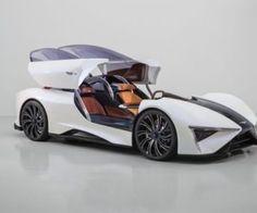 TechRules deslumbra con su propuesta de deportivo eléctrico.  #auto #eléctrico #deportivo #automóvil #techrules