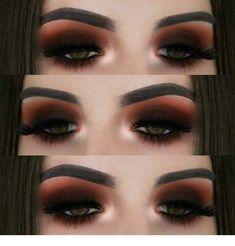 30 Colorful Eye Makeup Looks Makeup Eye Looks, Smokey Eye Makeup, Cute Makeup, Glam Makeup, Makeup Geek, Skin Makeup, Eyeshadow Makeup, Makeup Inspo, Makeup Art