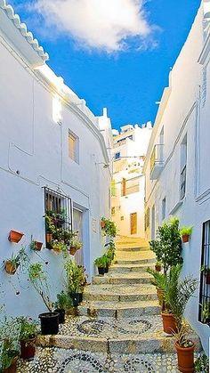 Spain Travel Inspiration - Frigiliana, Spain