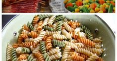 This is a very flavorful pasta salad. The crisp cooked bacon really adds a nice flavor. I get requests for this pasta salad for every get to...