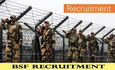 Border Security Force BSF Recruitment 2016 -152 Assistant Sub-Inspector and 470 Head Constable Vacancies(Last Date of Application for Border Security Force BSF vacancies is 15-07-2016)