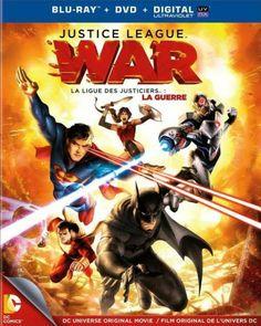 Justice League War 2014 1080p BluRay x264