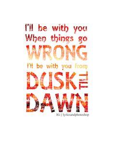 Dusk Till Dawn by Zayn and Sia #zaynmalik #zayn #sia #dusktilldawn #photoshop #lyrics #music #songs #edits #lyricsandphotoshop www.instagram.com/lyricsandphotoshop