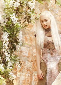daenerys targaryen // game of thrones