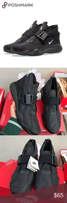 NIKE AUTHENTIC MENS ACG Komyuter Sz 12 NEW NIKE AUTHENTIC MENS ACG Komyuter Sz 12 NEW 100% Authentic! ***ORIGINAL RECEIPT ATTACHED*** Box is missing lid ! Itm#toc Nike Shoes