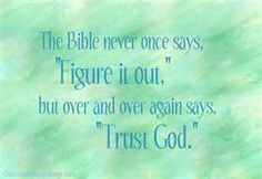 quotes about trusting god - Bing Images