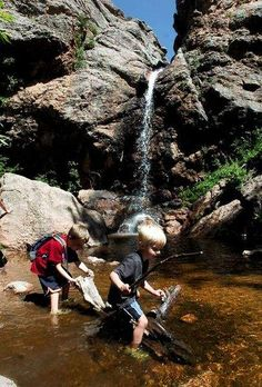 Northern Colorados top five waterfall hikes
