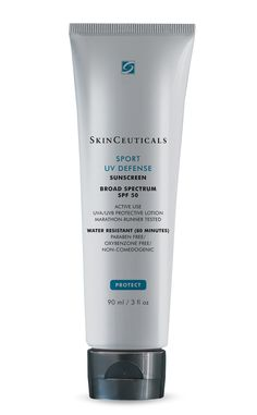 This broad spectrum UVA/UVB sunscreen is tested under the most extreme athletic conditions and won't interfere with your workout.  Marathon-runner tested and suitable for rigorous sport activities, this oxybenzone-free broad spectrum sunscreen provides photostable UVA/UVB protection and is proven to feel comfortable on skin.  Enhanced with artemia salina, a plankton extract, this sunscreen increases skin's resistance to UV and heat stress* and protects collagen from UV damage
